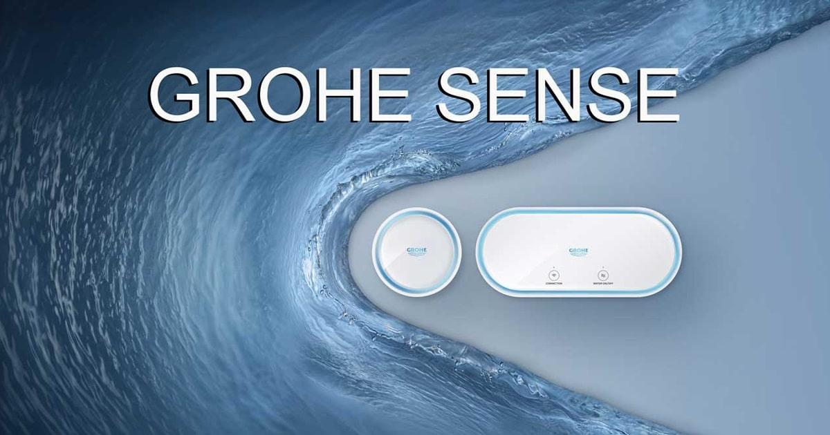 Évitez les dégâts des eaux avec GROHE Sense.