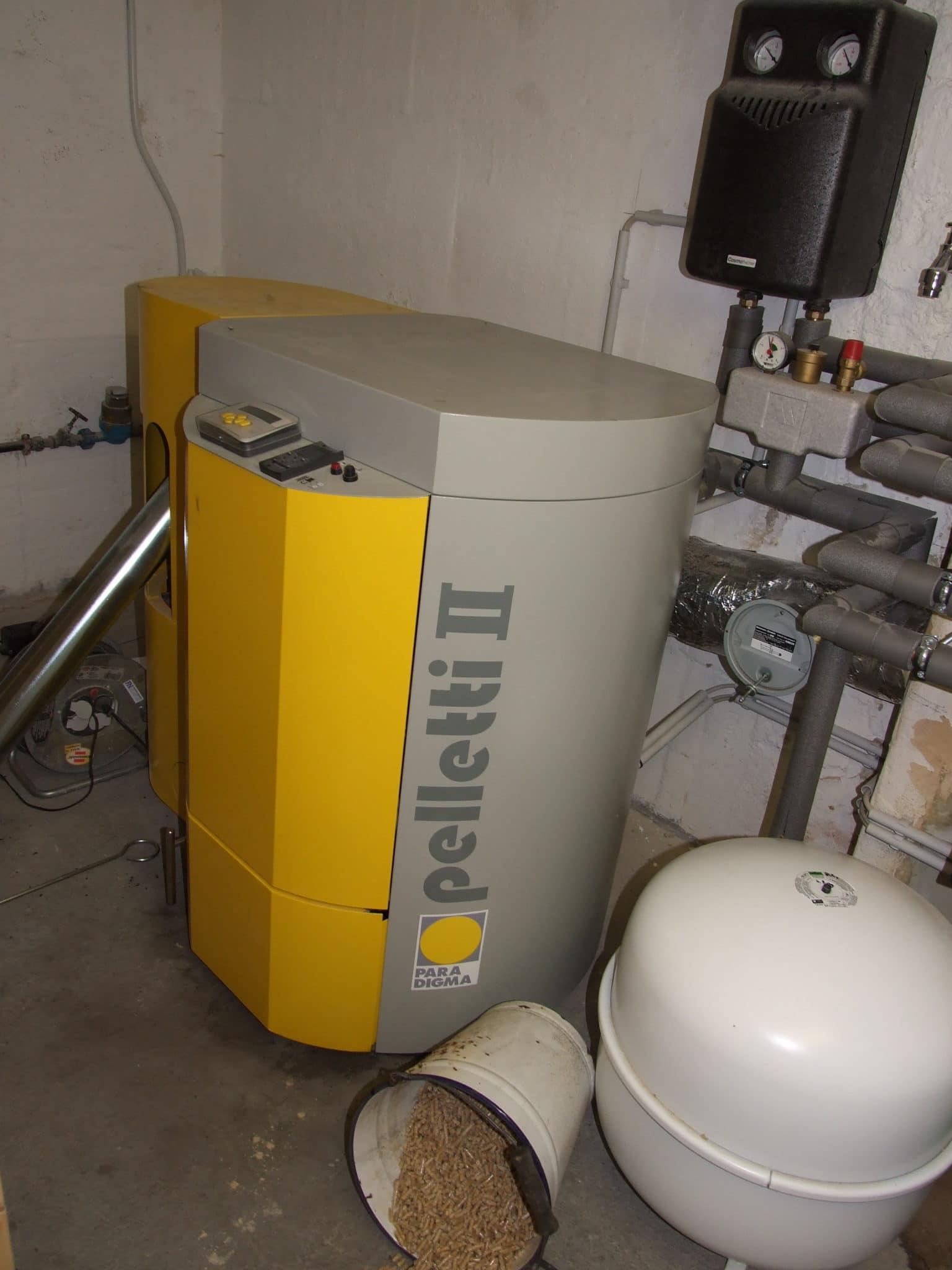 Installer une chaudière à granulés